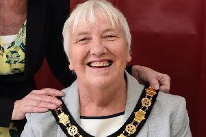 Cllr Barbara Johnson