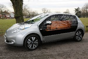 Co-op's Eco Hearse is available in Banbury NNL-190909-130030001
