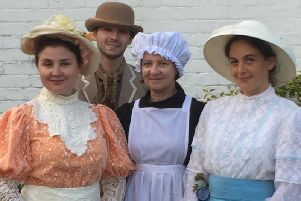 The play is being staged by Ampthill and Flitwick Dramatic Society