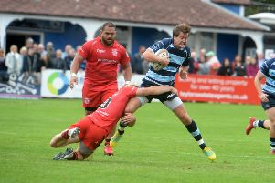Bedford visit London Irish this weekend
