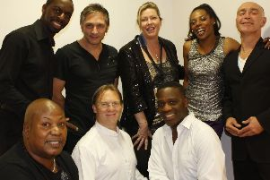 Angelo Starr & The Team will perform with Lorraine Silver at Bedford Corn Exhange