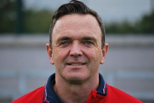 Manager Gordon Kille saw Brackley Town Saints extend their advantage