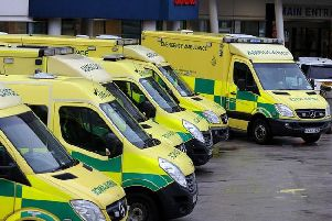 The East of England Ambulance Service, which covers 19 Clinical Commissioning Groups in the East of England, helped 664 patients who had an initial diagnosis of stroke.