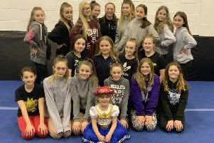 Outlaw Allstars Cheerleading Group is taking 21 young people to Disneyland Paris for an international competition