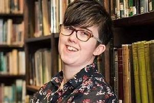 Lyra McKee died after being shot during rioting on Thursday night in Londonderry