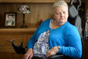 Judith Menzies loves living at home, and is begging for more help to be able to do so.