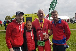 Ben Marsters, Charles Roberts and Chris Firth competed at Grafham Water.