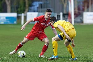 Horndean's Benny Read has joined the Hawks. Picture: Neil Marshall (181222-007)