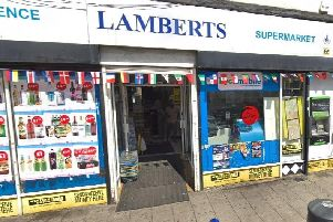 Lamberts in Midland Road