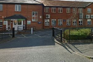 The Nuffield Health gym at Northbrook College in Worthing is set to close next month. Picture: Google Street View.