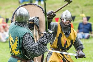 Norman Knight's Tournament: Photo Credit Goldfish Photographic