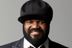 Gregory Porter. Picture by Erik Umphery