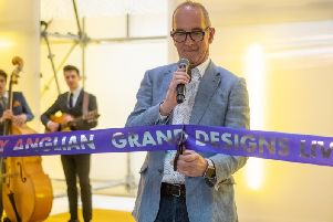 Kevin McCloud is the star of Grand Designs Live