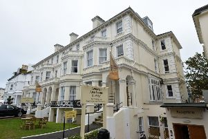 Congress Hotel & Apartments in Eastbourne (Photo by Jon Rigby) SUS-191209-101253008