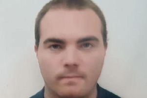 Police are appealing for help to locate the whereabouts of Billy Robinson.