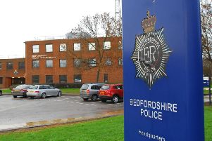 Beds Police headquarters HQ
