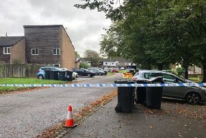 Booth Meadow Court where the boy was found after being shot