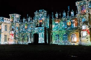 The Imaginarium at Waddesdon Manor is spectacular