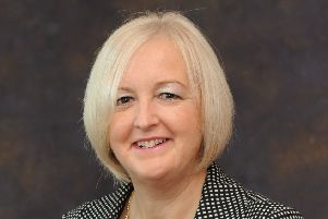 Dacorum Borough Council chief executive Sally Marshall