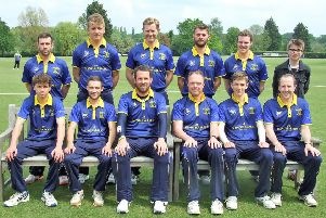 Berkhamsted's T20 side.