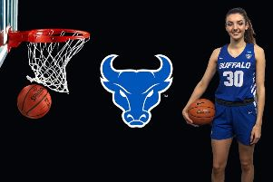 Hemel Hempstead's Loren Christie has secured a full scholarship to Buffalo University in New York state, where she will play for their NCAA Division One basketball team.