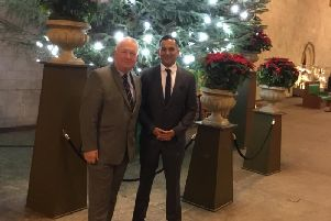 MPs Sir Mike and Gagan