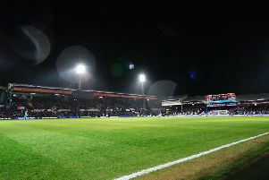 Luton are back at Kenilworth Road again on Saturday
