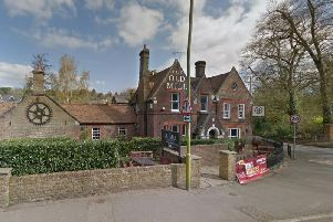 The Old Mill in Berkhamsted. Photo from Google Maps
