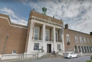 Hertfordshire County Council offices