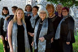 Don't miss the beautiful sound of all-female choir Seraphim. EMN-180807-115619001