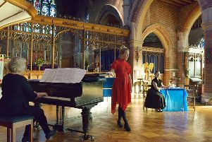 Concert at St Barnabas Church in Bexhill zqlZm-f5g-gduaW5cHdR