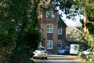 The Old Rectory in Brede, Rye, has an action plan in place, following the CQC rating