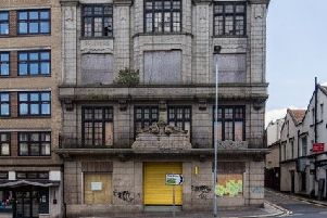 The former Observer building in Cambridge Road, Hastings. Picture: Beth Woolf SUS-181114-113435001
