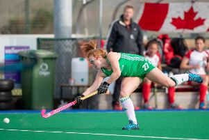 Former winner Zoe Wilson is part of the coaching set-up at Ballyclare High School.  Credit �INPHO/Morgan Treacy