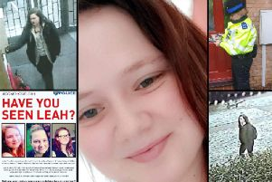 Leah Croucher missing: Everything we know so far