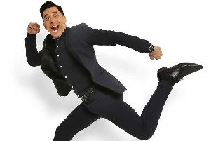 Russell Kane at DLWP