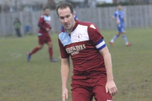 Little Common captain Lewis Hole was on target for the second successive Saturday