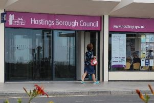 The inquest was held at Muriel Matters House, in Hastings