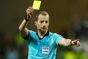 Sin bins will be used from level Step 5 and downwards next season. Photo by Maja Hitij Getty Images