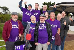 Wear purple on March 26 for the Epilepsy Society