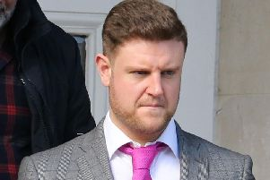 Barnes has been appearing at Lewes Crown Court for trial
