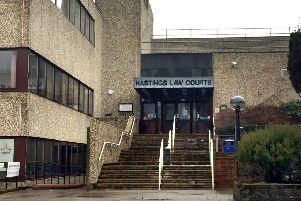 Hastings Magistrates' Court