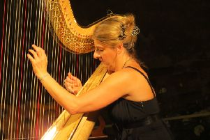 Harp concert at St Nicolas Church, Pevensey