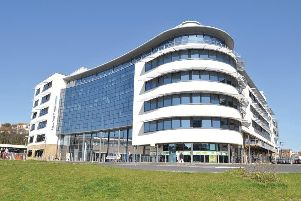 East Sussex College Hastings campus