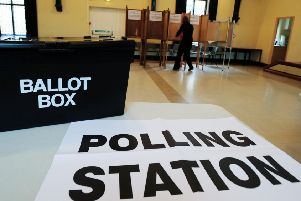 Local elections take place on May 2.