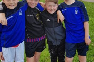 The Melton quartet helped Nottingham Forest Under 10s to victory in Holland EMN-190805-114505002