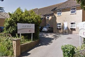 Paul Teglas was working at Lauriston Care Home in St Leonards. Picture: Google Streetview