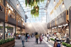 How the new look Queensgate could appear