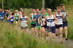 The 2014 Stathern 10k approaches Plungar EMN-190406-120406002