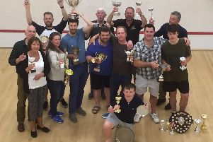 Winners all round at the club's presentation night